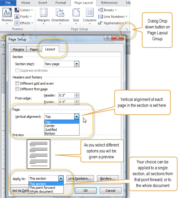 Text Justification and Alignment in Microsoft Word - Intermediate - degrees in microsoft word