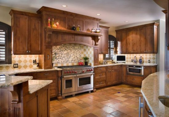 Out Of Curiosity:: Painted Or Stained Kitchen Cabinets?