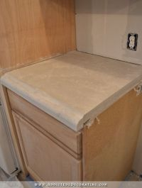 Finished Concrete Countertops (Finishing Steps, Total Cost ...