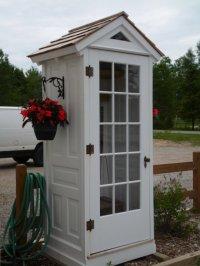 Repurposed Doors  Projects Using Vintage Wood Doors ...
