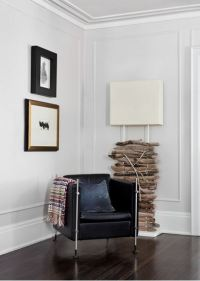 Beautiful Moulding  Wall Trim Ideas For My Living Room ...
