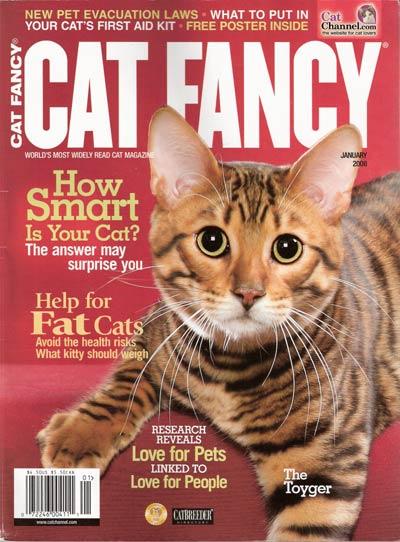 Cat Fancy Magazine Subscription, $7.99/year - AddictedToSaving.com