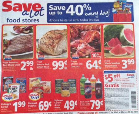 save a lot flyer - Hunthankk - save a lot flyer