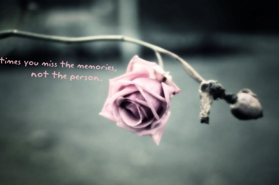 memories love quotes