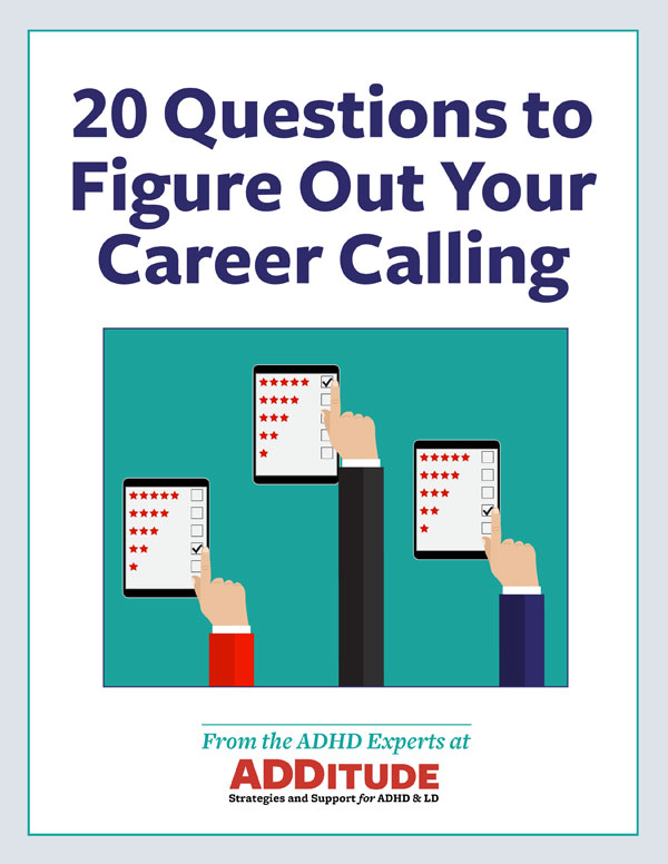 ADHD Career Test 20 Questions to Uncover Your Ideal Job - free career test