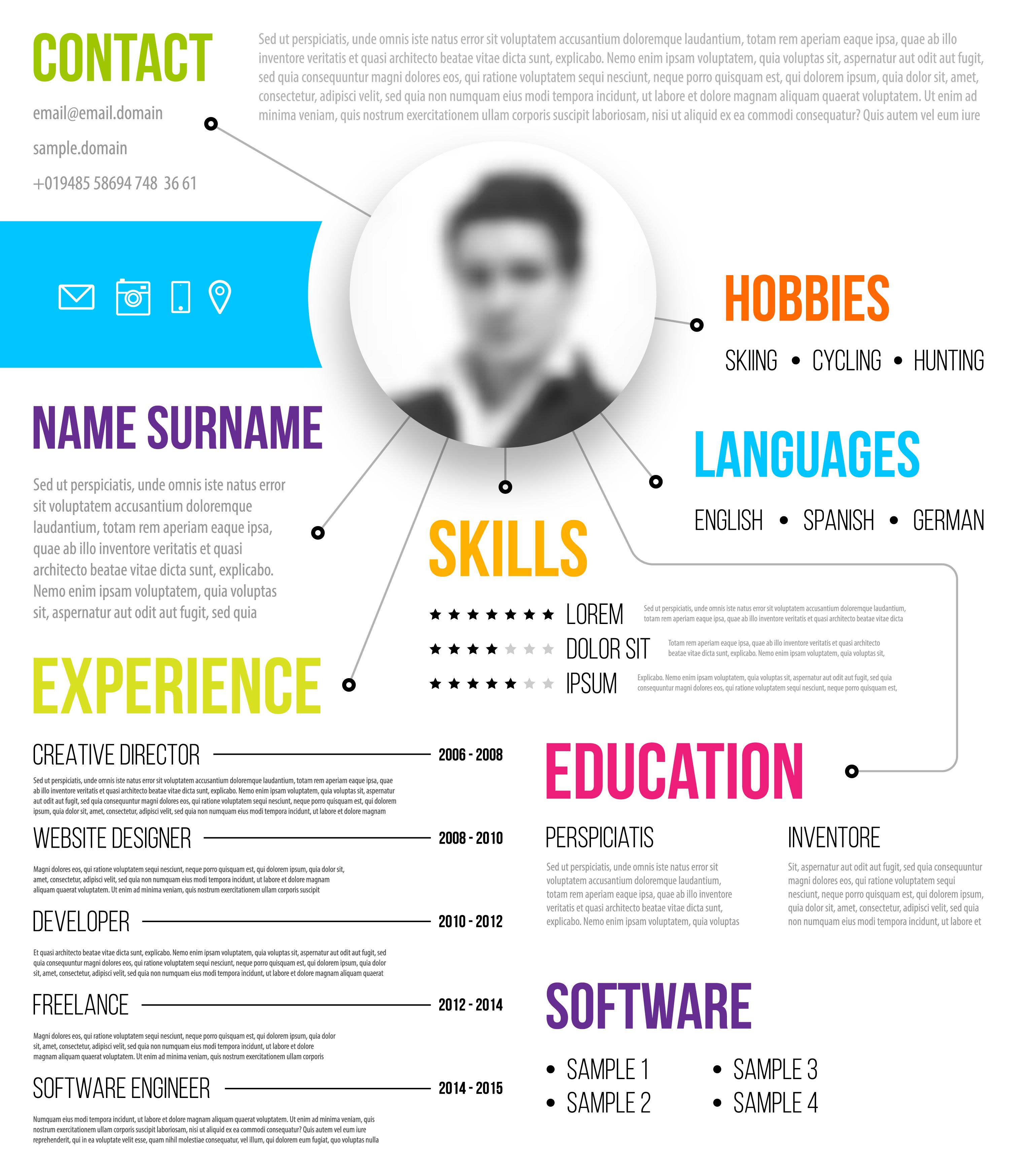 make quick resume online best online resume builder make quick resume online resume templates samples quick easy pongo resume image resume to make