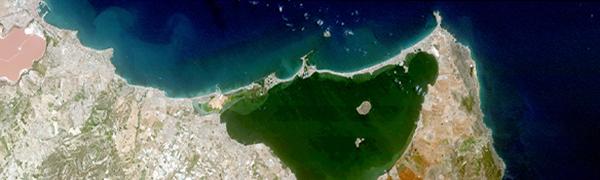 El Mar Menor, en la actualidad.