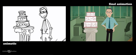 Explainer Video Storyboards or What the Heck is an Animatic