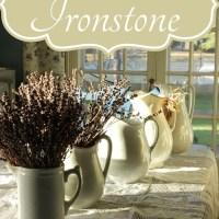 White Ironstone