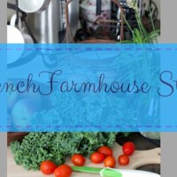 French Farmhouse Kitchen Updated