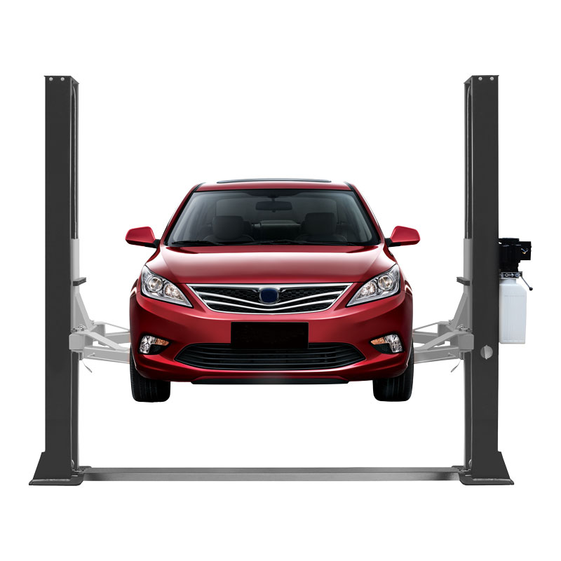 Hydraulic Electric 2-Post Car Lift 4-Ton (Manual Lock Release
