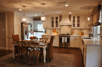 Kitchen/Living room Remodel | Austin Interior Design by ...