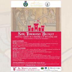 Tommaso Becket e la sua Città: a Mottola è festa patronale