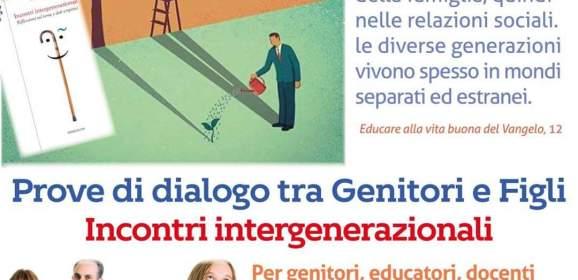 Prove di dialogo tra Genitori e Figli: incontri intergenerazionali