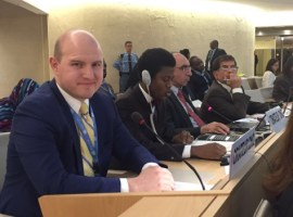مجلس حقوق الإنسان الدورة 35: مداخلة عن التأثير السلبي للحبس الإنفرادي على السجناء