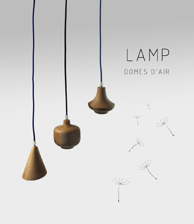 Dômes d\u0027air Lamps Adidea Design Adidea Design