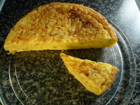 The Traditional Spanish Tortilla