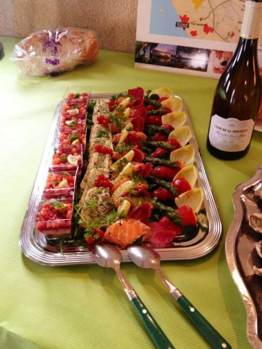 Muscadet Luncheon
