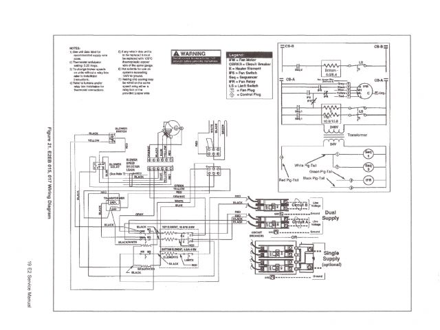 Carrier Infinity touch thermostat Installation Manual Carrier