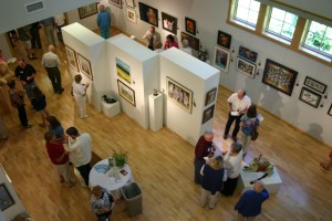 The View Art Opening (2011)