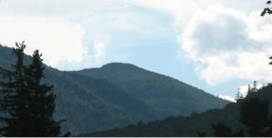 Burton's Peak