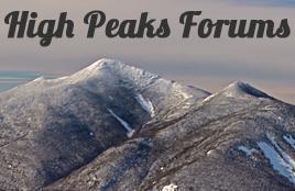 High Peaks Forum