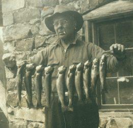 Trout Stringer