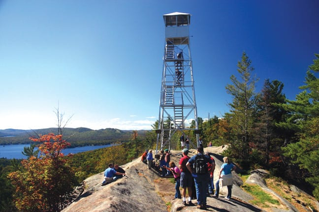Park Perspectives A day on Bald Mountain - Adirondack Explorer