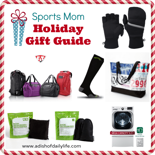 Sports Mom Holiday Gift Guide