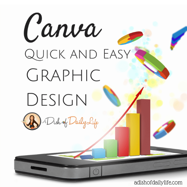 Canva, Quick and Easy Graphic Design