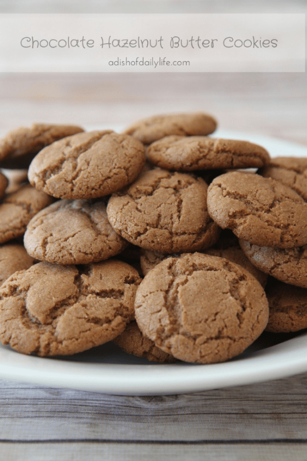 Chocolate Hazelnut Butter Cookies2