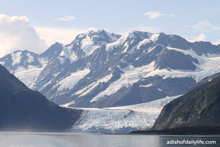 26 Glacier Cruise...view from the boat