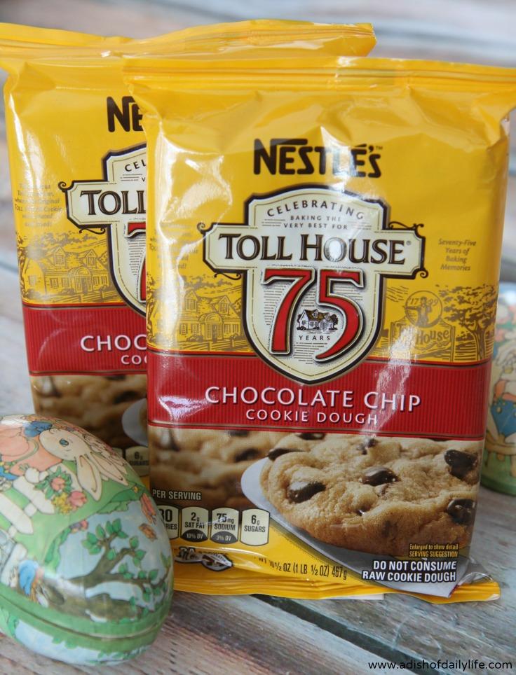 Nestle Chocolate Chip Cookie Dough