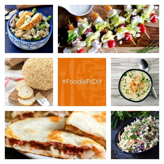 #FoodieFriDIY no 85