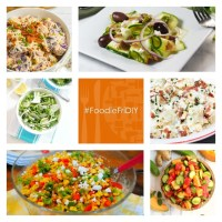 #FoodieFriDIY no 99 Side dishes for your next BBQ