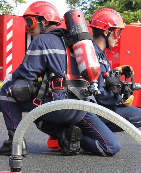 cv par competence sapeur pompier