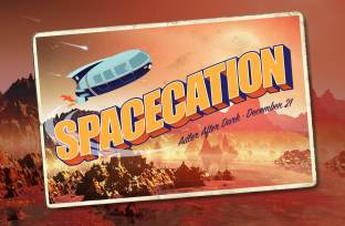 Adler After Dark: Spacecation | December 21