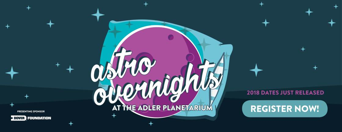 Astro-Overnight: Night Sky Explorers | 2018 Season Now on Sale!