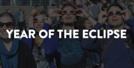 2017 at the Adler is the Year of the Eclipse as we make preparations for the total solar eclipse happening on August 21, 2017.