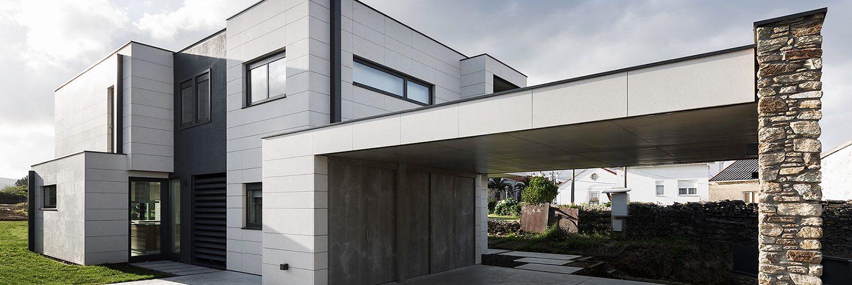 Vivienda en mugardos - Estudios arquitectura coruna ...