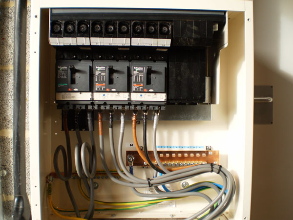 Commercial Services - ADMI Electrical
