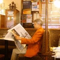 Traditionscafés: Wo Kafka seinen Kaffee trank