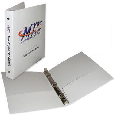 Three Ring Paper Binders Admore® Folders
