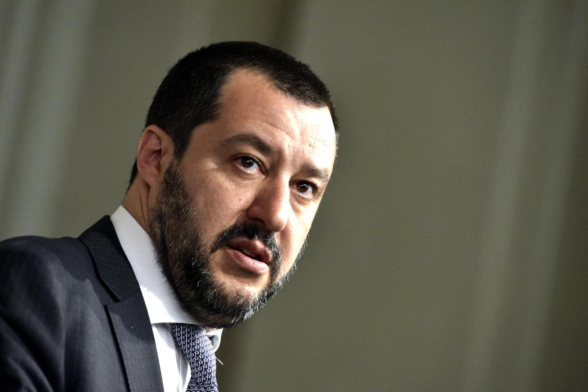 Alimentazione E Salute Auto Electrical Wiring Diagram Veti Plug Salvini U0026quot Via I Si Parte