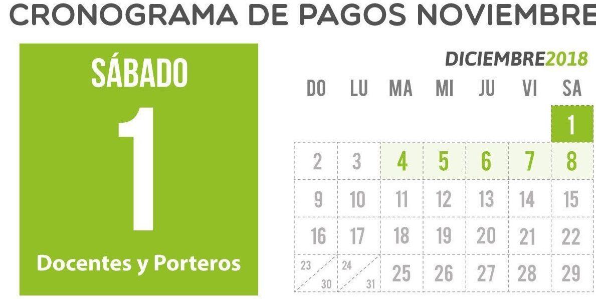 El 1 de diciembre se inicia el pago a estatales rionegrinos \u2013 ADN