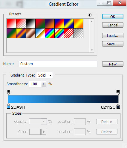 Como criar um novo e impressionante Ano 2012 cartão com texto Neon no Photoshop CS5