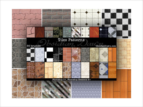 Tiles Photoshop Patterns