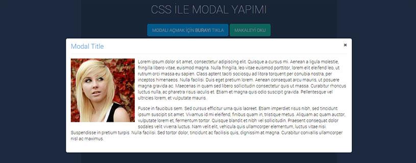 css-modal