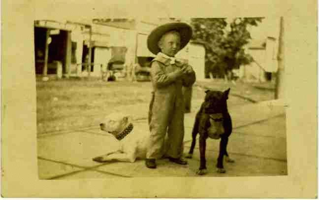 For Over 100 Years, Pitbulls Were Our Babysitters » Adopt-a-Pet Blog - pet babysitter