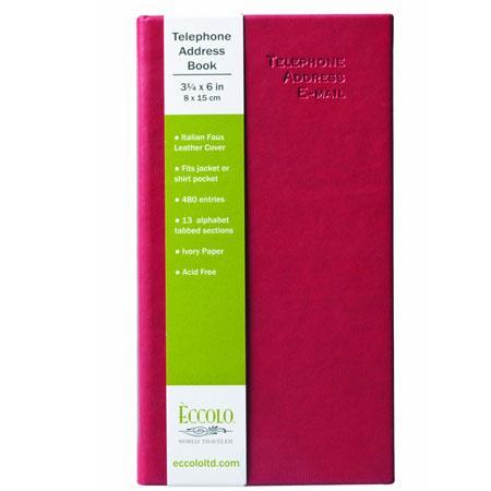 Eccolo Mini Address Book, 325\